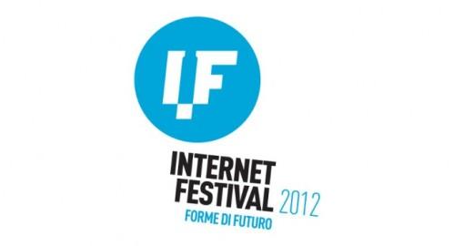Il logo dell'Internet Festival 2012