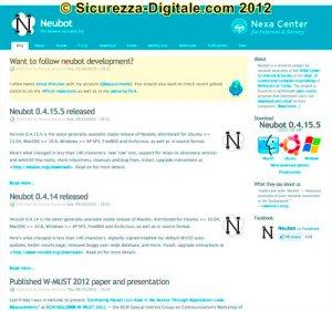 neubot-blog